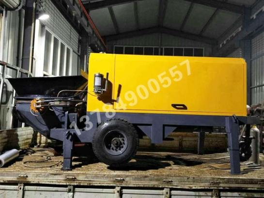 成都混凝土输送泵车